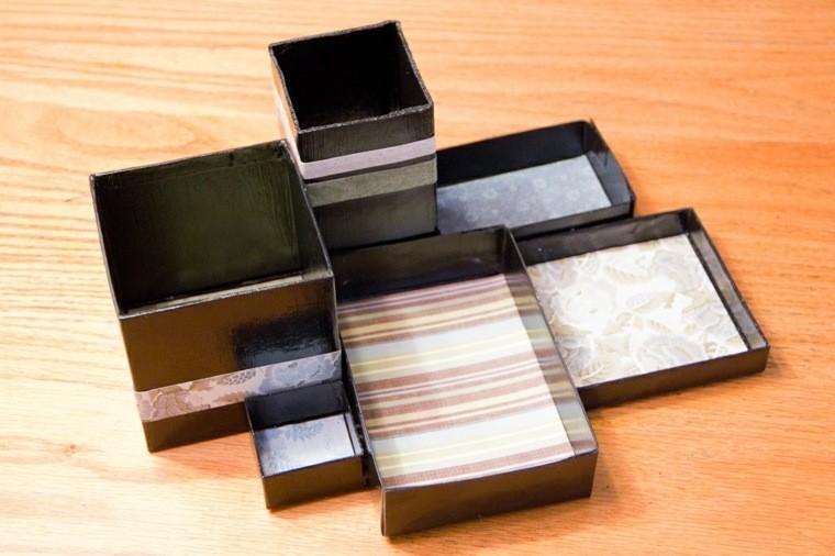 boite rangement maquillage pqs cher carton