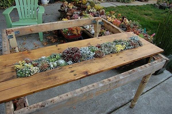 emejing construire table de jardin bois images yourmentorinfo construire - Table De Jardin En Palette De Bois