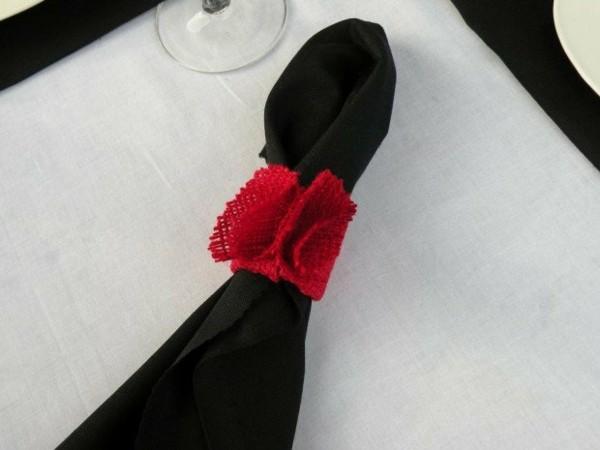 contraste de noir et rouge beau resultat diy