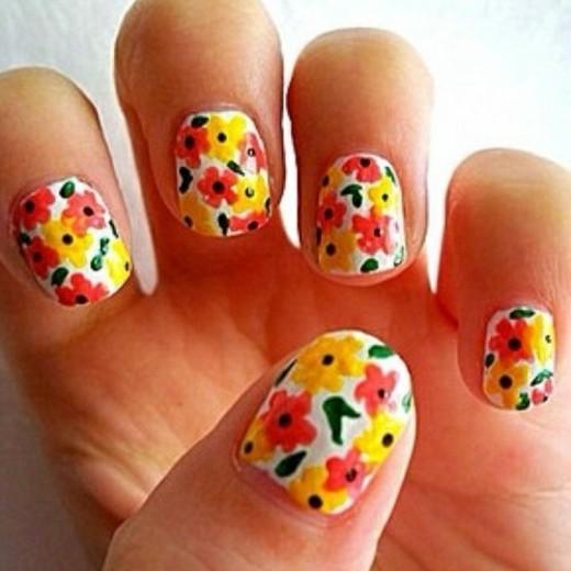 deco ongles motifs originaux