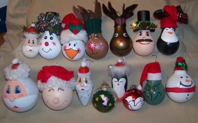 Décoration pour Noël DIY