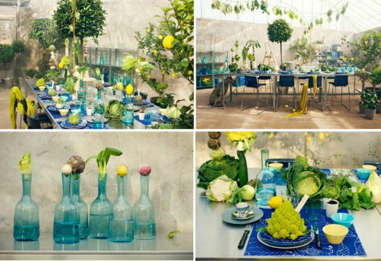 superbe thème bleu méditerranéen