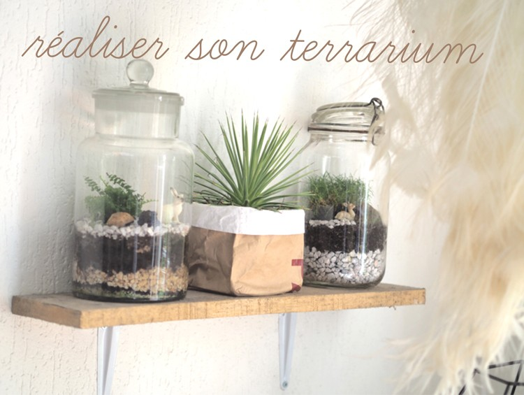 comment fabriquer son terrarium la maison diy. Black Bedroom Furniture Sets. Home Design Ideas