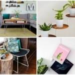 100 idées DIY pour la déco intérieure d'été