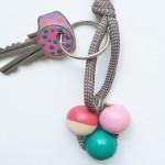 Fabriquer un porte-clés boule