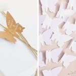 Inspiration cadeau de mariage papillon