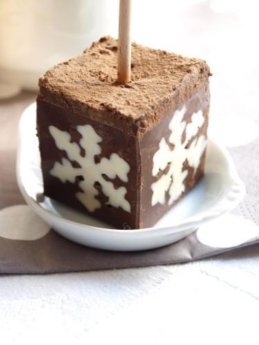 diy baton chocolat