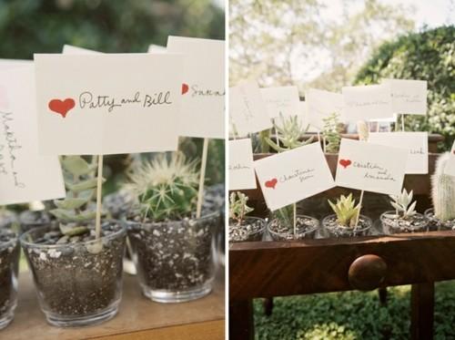 idee originale mariage noms invités