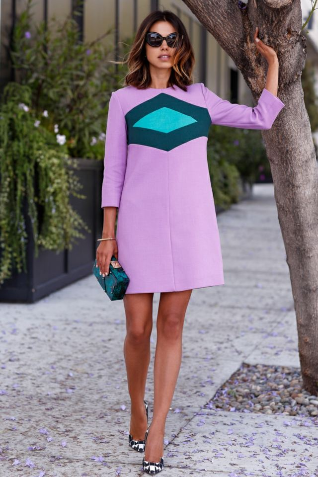 look elegant femme ete robe nordstrom paul andrew rafe