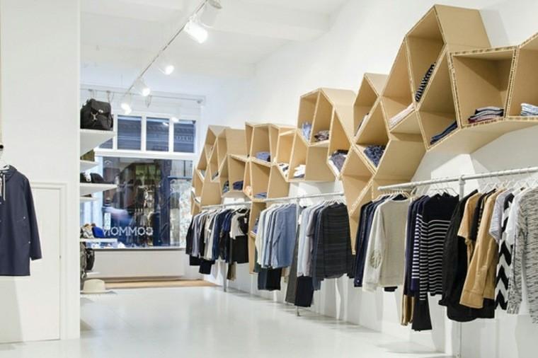 Mobilier en carton id es originales cologiques et for Design d interieur boutique