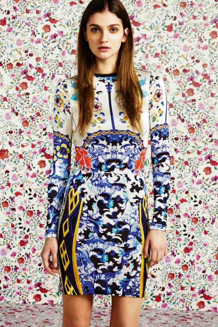 robe dété florale Mary-Katrantzou
