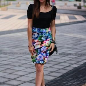 tenue-femme-jupe-taille-haute-oasap-modacapital