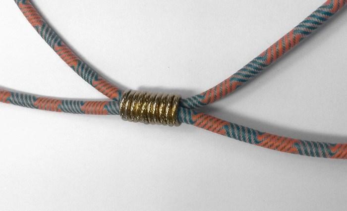 Bracelet en corde