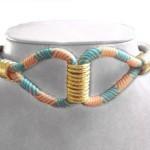 Créer un collier en corde