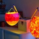 Fabriquez des lanternes ballon