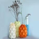 Fabriquez un cache-pot en Origami