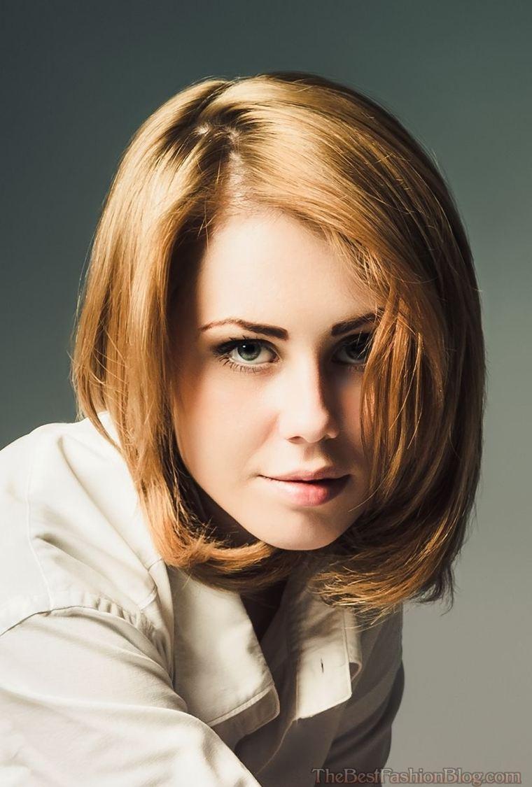 coiffure femme jolie