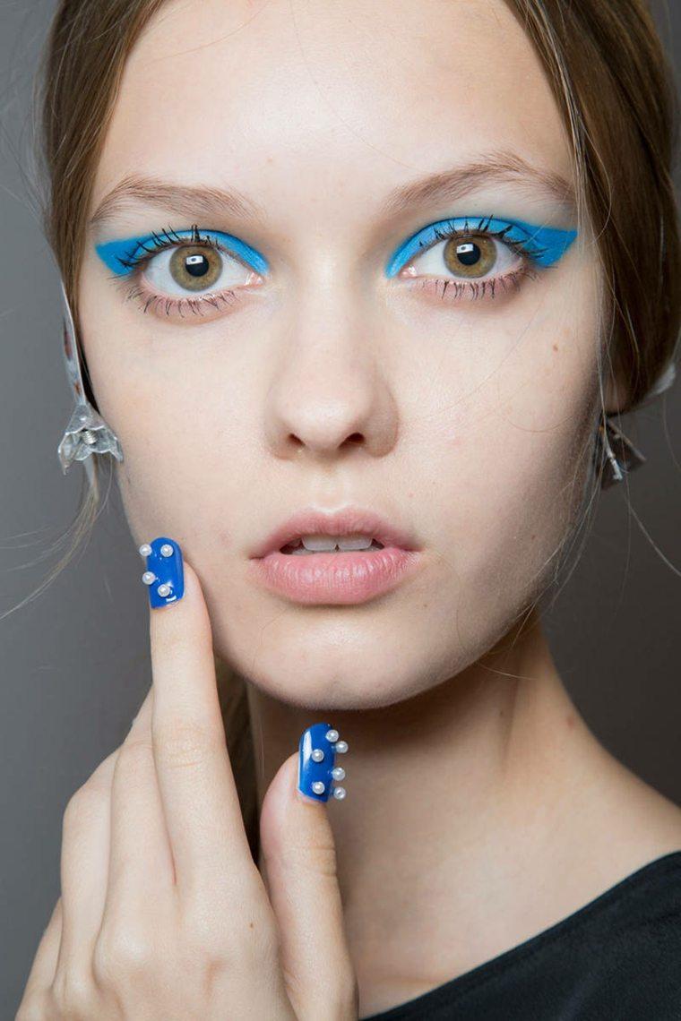 etre belle ete tendance maquillage yeux