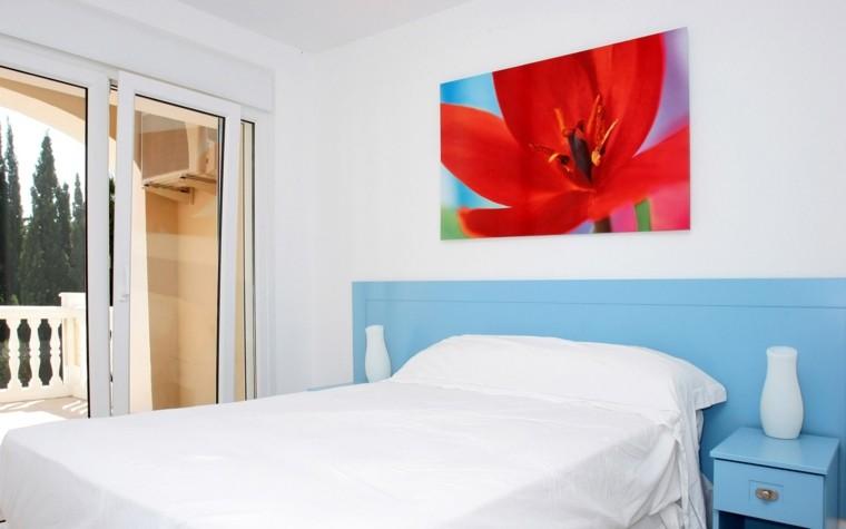 Fabriquer une t te de lit en bois avec une porte la maison diy for Peindre tete de lit
