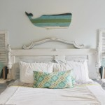 Fabriquer une tête de lit en bois avec une porte