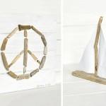 Comment fabriquez des objets de décoration en bois flotté