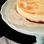 Faire un cheescake crème brûlée