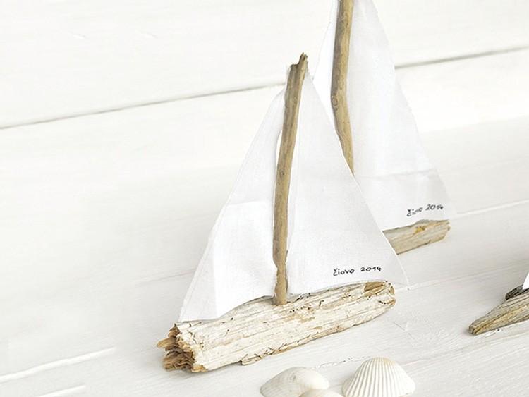 Comment fabriquer des objets de décoration en bois flotté