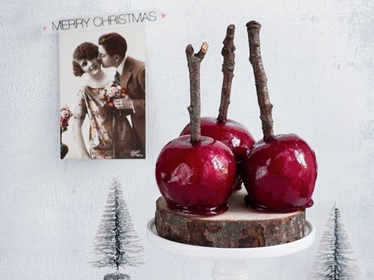 Faire des pommes d'amour soi-même