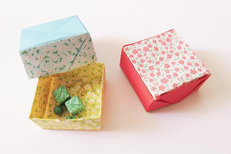 bijoux en origami 25