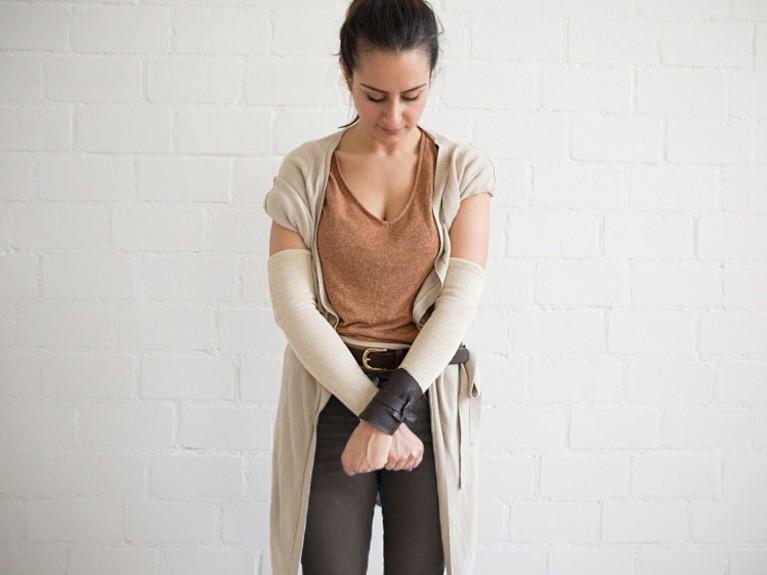 Coudre les manchettes de Rey dans Star Wars