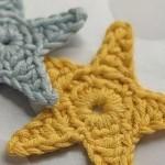 Crocheter des étoiles décoratives