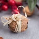 Fabriquer une petite boîte cadeau en coquille de noix