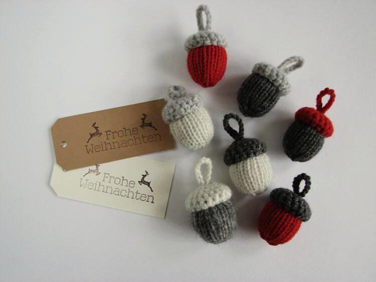 glands pour décorer vos cadeaux 5