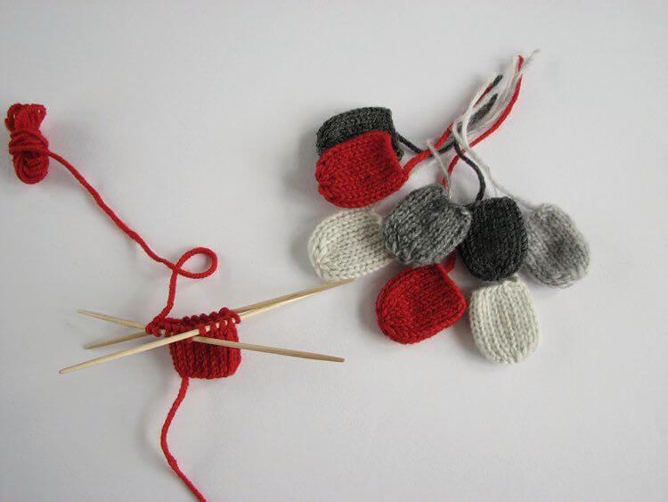 glands pour décorer vos cadeaux