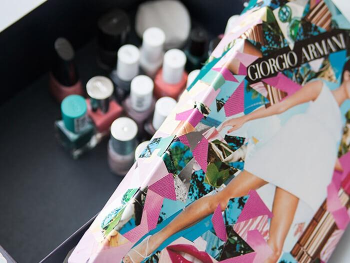 beautybox avec collage personnalisé 1