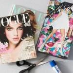 Fabriquer une beautybox avec collage personnalisé