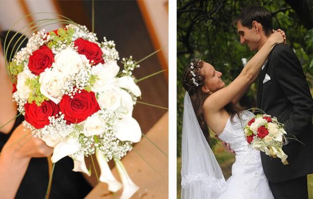 Composer son bouquet de mariée soi-même