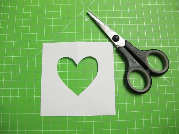 cœur sur un carnet 2