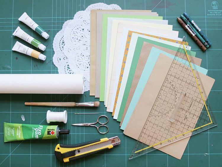 carnets de notes en papier recyclé 2