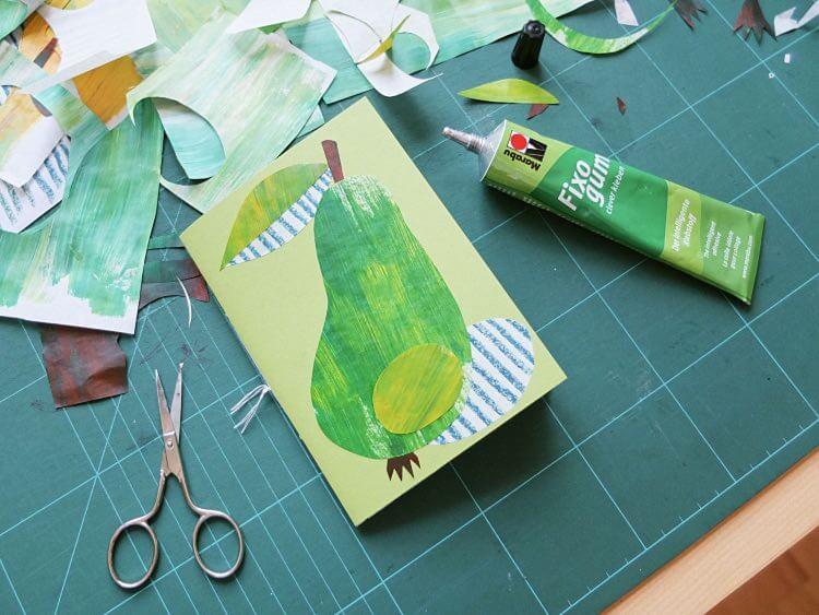 carnets de notes en papier recyclé 8