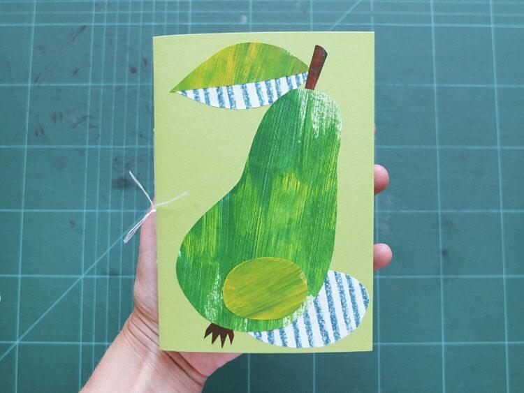 carnets de notes en papier recyclé 9