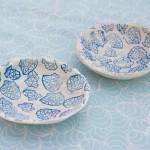 Comment fabriquer et décorer de petites soucoupes