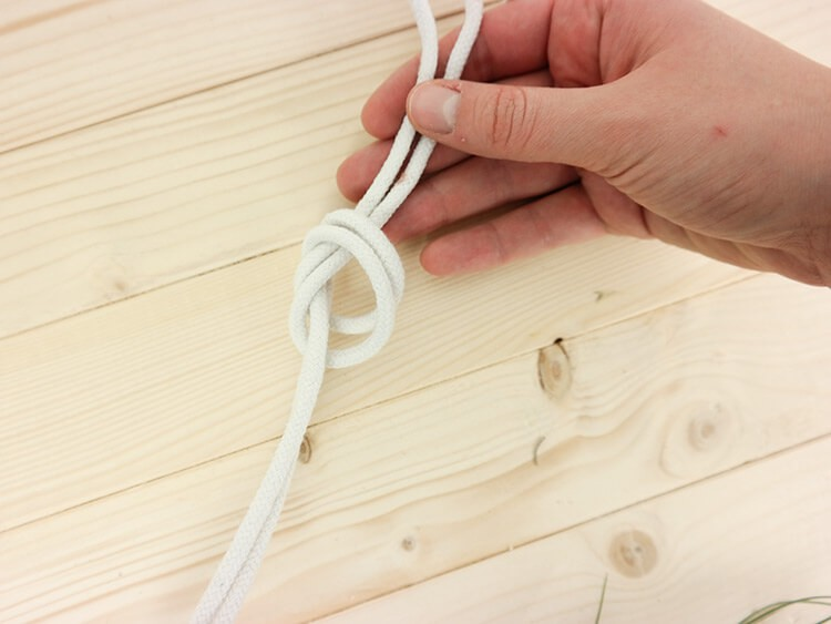 Nouer la corde