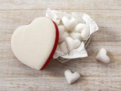 Faire des bombes de bain effervescentes en forme de cœur