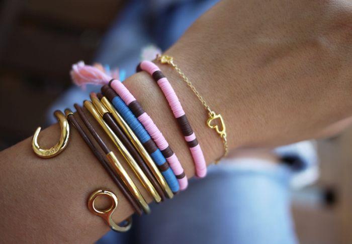 bijoux diy original corde fils idee activite creative