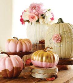 Déco citrouille Halloween ou automne : 10 idées fraîches pour les passionnés des projets DIY