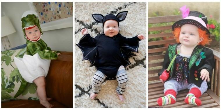 di baby halloween costumes idees-geniales
