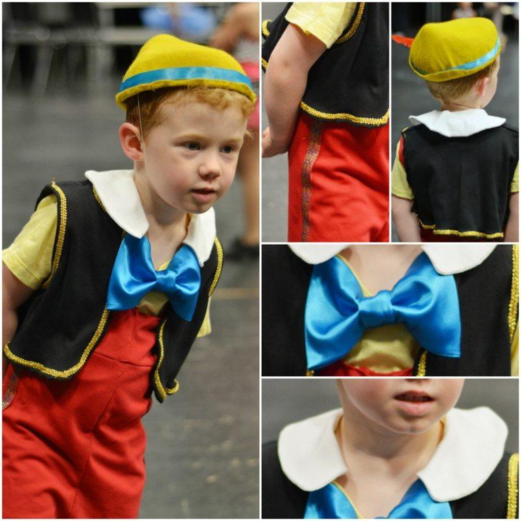 diy baby halloween costumes pinocchio