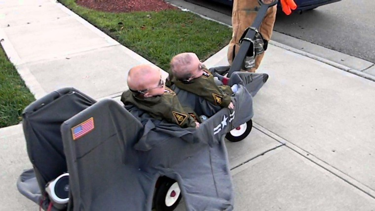 diy baby halloween costumes top-gun