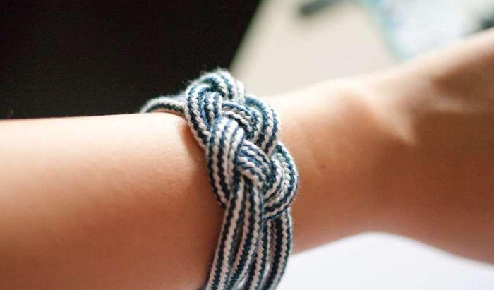 diy bracelet nautical idee facile tutoriel corde style marin